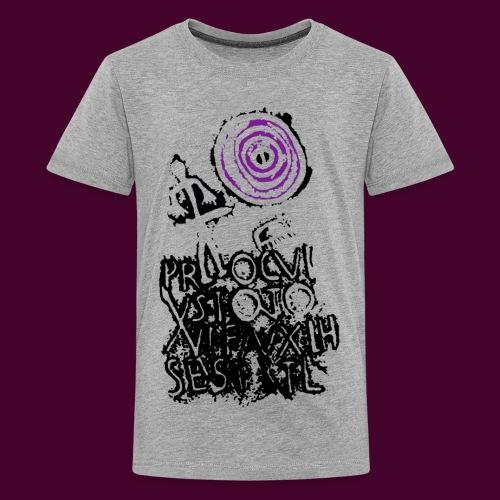 Estela de Chillón - Camiseta premium adolescente