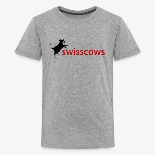 Swisscows - Teenager Premium T-Shirt