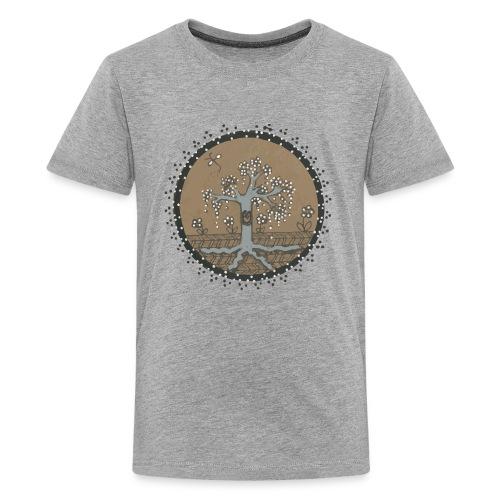 L'arbre Zen - T-shirt Premium Ado