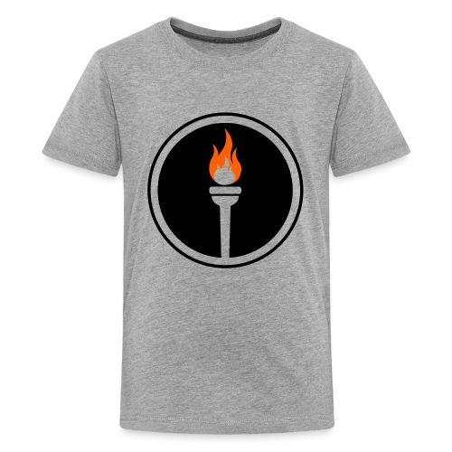 Une génération qui seul - torche - T-shirt Premium Ado