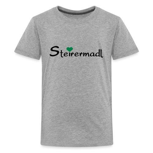 Steirermadl - Teenager Premium T-Shirt