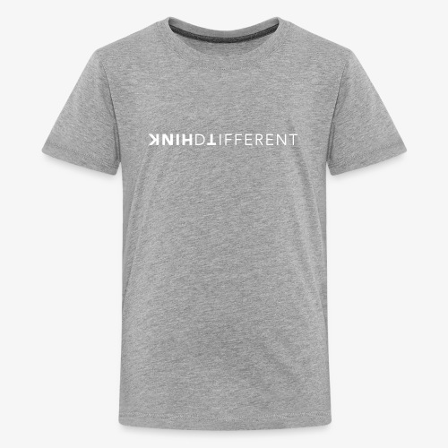 think different - Teenager Premium T-Shirt