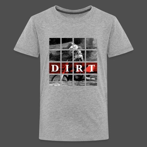 Dirt RD 19 - Koszulka młodzieżowa Premium
