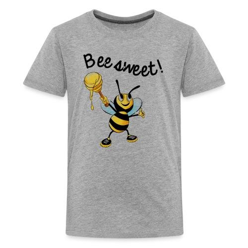 Bees7-2 Bienen sind süß | save the bees - Teenage Premium T-Shirt