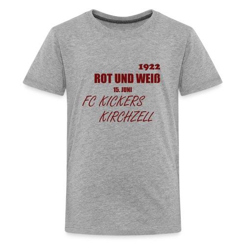 rw png - Teenager Premium T-Shirt