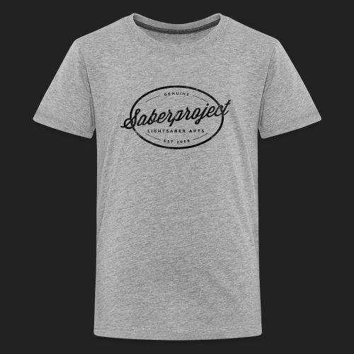 Lightsaber Arts - Teenager Premium T-Shirt