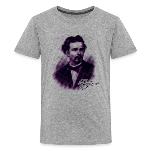 König Ludwig II - Teenager Premium T-Shirt