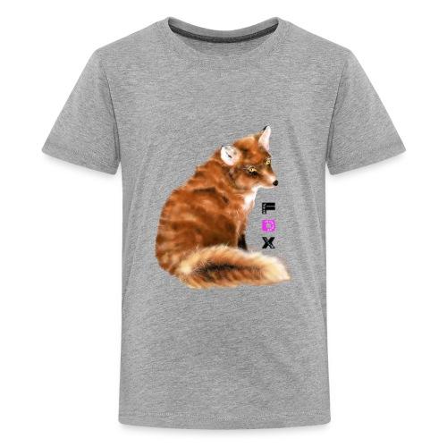 foxy 1 - Koszulka młodzieżowa Premium