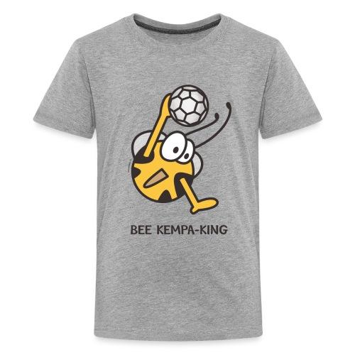 BEE KEMPA KING - Teenager Premium T-Shirt