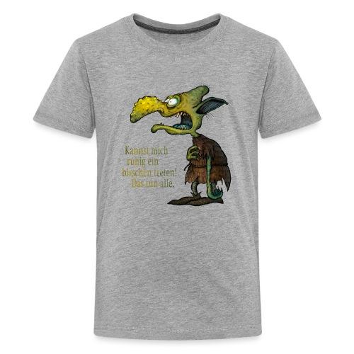 Stollentroll - Teenager Premium T-Shirt