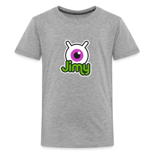 Jimy Label (Color) - T-shirt Premium Ado