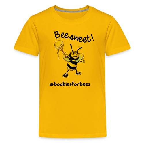 Bees7-1 Bienen sind süß | save the bees - Teenage Premium T-Shirt