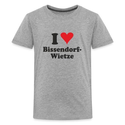 I Love Bissendorf-Wietze - Teenager Premium T-Shirt