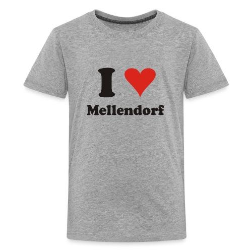 ILoveMellendorf - Teenager Premium T-Shirt