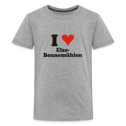 ILoveElzeBennemühlen - Teenager Premium T-Shirt