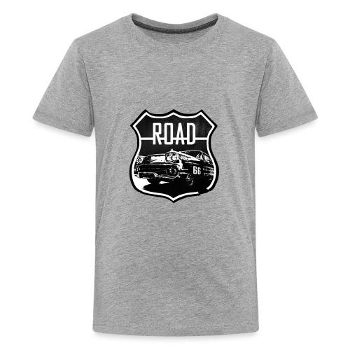 Route66 - T-shirt Premium Ado