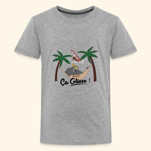 Animozar ça glisse ! - T-shirt Premium Ado