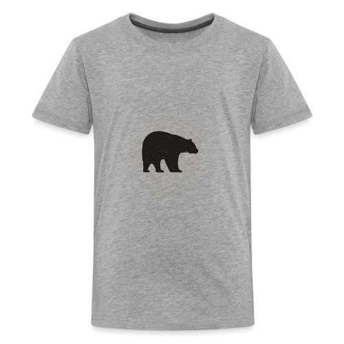 Grizzly - Teenager Premium T-Shirt