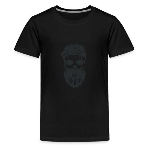 No Shave - Teenager Premium T-Shirt