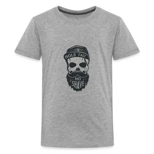No Shave - Teenager Premium T-Shirt