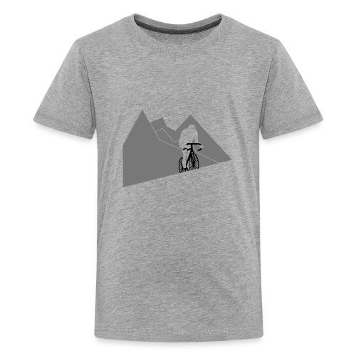 Kletterer - Teenager Premium T-Shirt