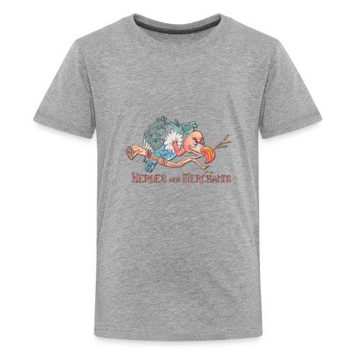 Scavenger - Teenager Premium T-Shirt