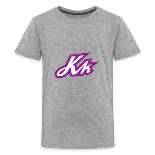Kk Okay - Teenage Premium T-Shirt