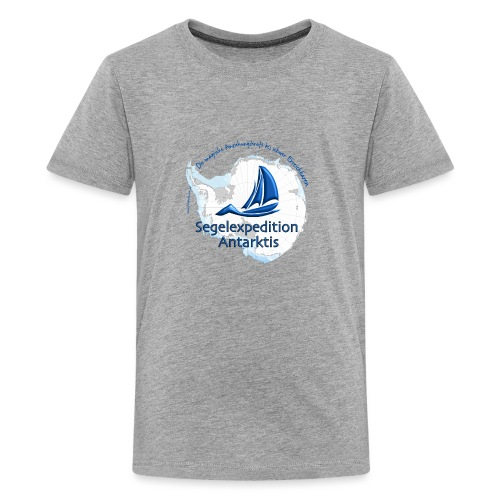 segelexpedition antarktis3 - Teenager Premium T-Shirt