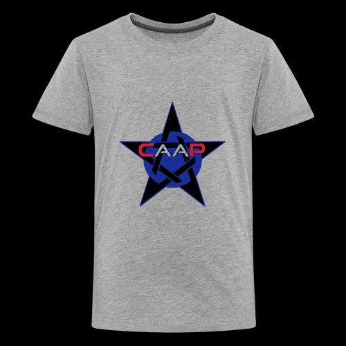 Comunidad anarquista alemana en Perú - Teenager Premium T-Shirt