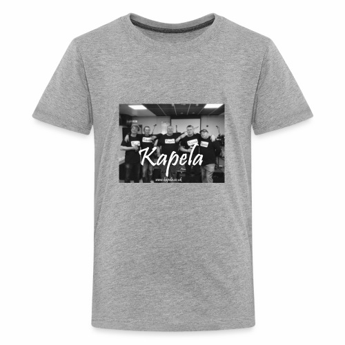Offical Kapela T-Shirt - Teenage Premium T-Shirt