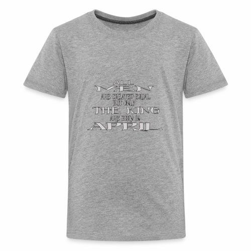 KING AVRIL - T-shirt Premium Ado