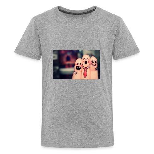 słodkie palce - Koszulka młodzieżowa Premium