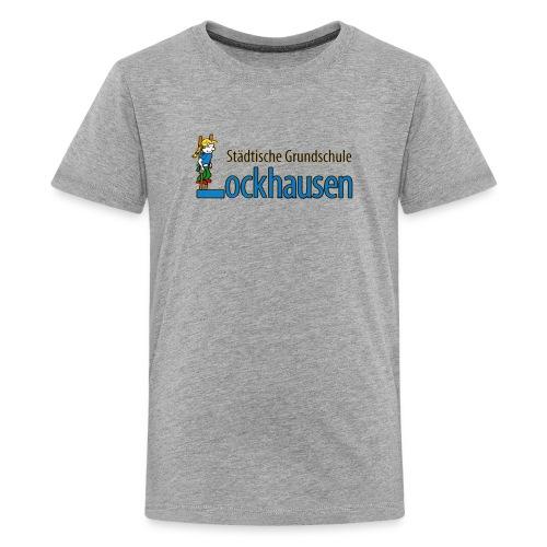 logoGsLockhausen - Teenager Premium T-Shirt