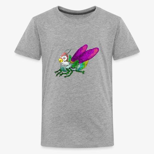 Chicken-Hopper - Teenager Premium T-shirt