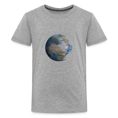 Death Earth - T-shirt Premium Ado