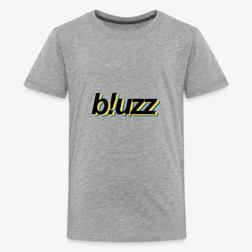 B!UZZ - Teenage Premium T-Shirt