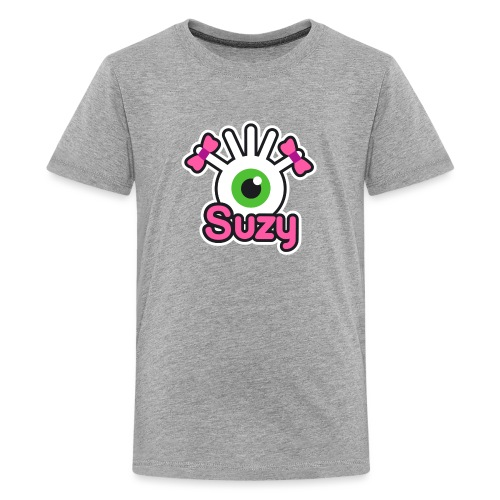 Suzy Label (Color) - T-shirt Premium Ado