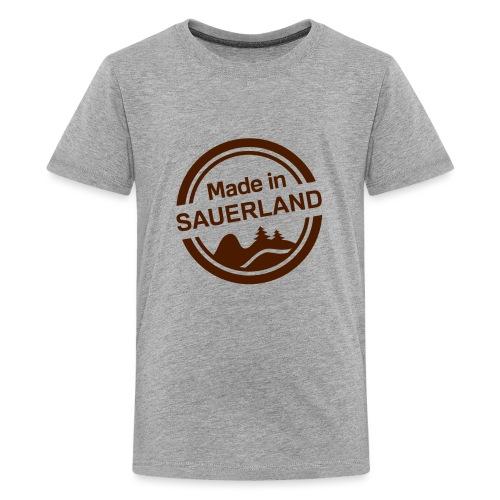 Sauerland-Made - Teenager Premium T-Shirt