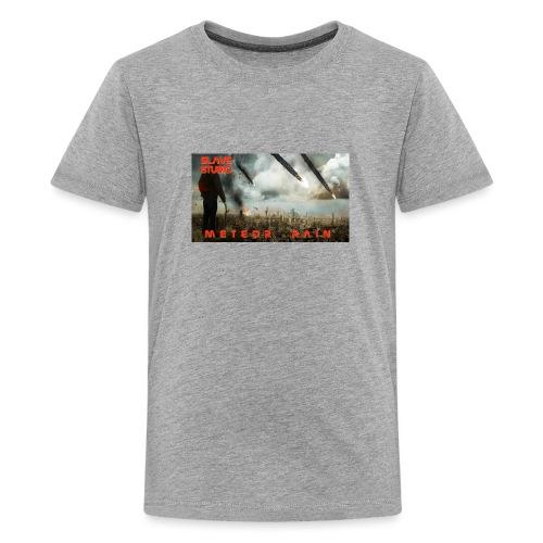 Meteor rain - Maglietta Premium per ragazzi