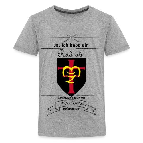 Notre Billstedt Freunde - Teenager Premium T-Shirt