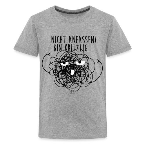 inky+sketch_014 - Teenager Premium T-Shirt