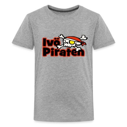 ivöpiraten - Premium-T-shirt tonåring