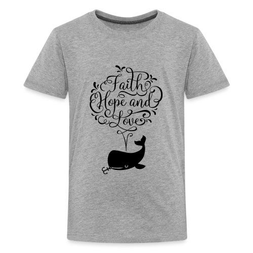 design wal - Teenager Premium T-Shirt