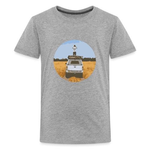 Off road - Teenager Premium T-shirt
