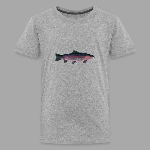 Trout - Teinien premium t-paita