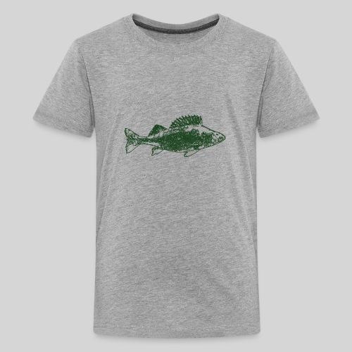 Perch - Teinien premium t-paita