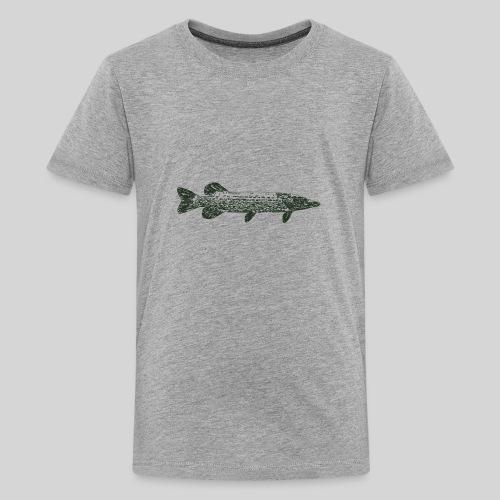 Pike - Teinien premium t-paita