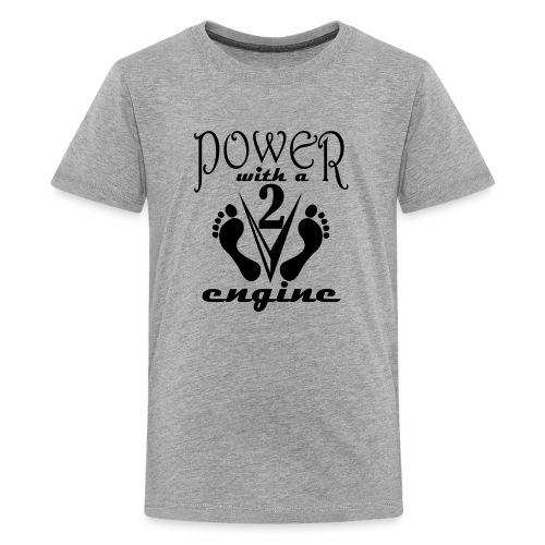 v2a - T-shirt Premium Ado