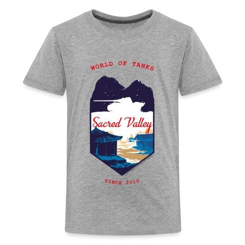 World of Tanks Sacred Valley - Teenage Premium T-Shirt