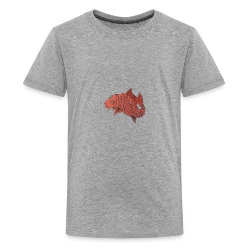 FANTASY karp - Teenager Premium T-shirt